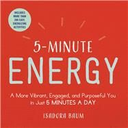 5-minute Energy by Baum, Isadora, 9781507208823
