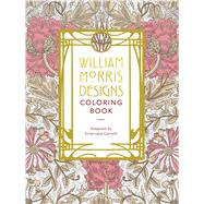 William Morris Designs Coloring Book by Carletti, Emanuela, 9781626868823
