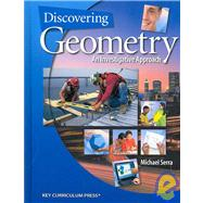 Discovering Geometry: An Investigative Approach by Serra, Michael, 9781559538824