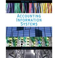 Accounting Information Systems by Gelinas, Ulric J.; Dull, Richard B., 9780324378825
