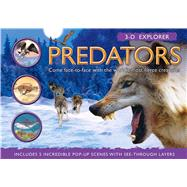 3-D Explorer: Predators by Taylor, Barbara; Veres, Laszlo, 9781607108825