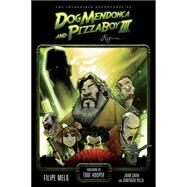 The Incredible Adventures of Dog Mendonca and Pizzaboy 3 by Melo, Filipe; Cavia, Juan, 9781616558826