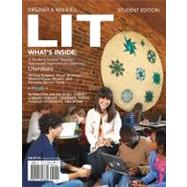 LIT (with CourseMate Printed Access Card) by Kirszner, Laurie G.; Mandell, Stephen R., 9781111348830
