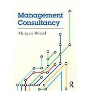 Management Consultancy by Witzel; Morgen, 9781138798830