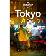 Lonely Planet Tokyo by Milner, Rebecca; Richmond, Simon, 9781742208831