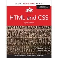 HTML and CSS Visual QuickStart Guide by Castro, Elizabeth; Hyslop, Bruce, 9780321928832