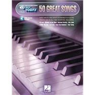 50 Great Songs by Hal Leonard Publishing Corporation, 9781495008832