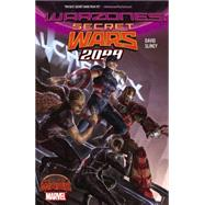 Secret Wars 2099 by David, Peter; Sliney, Will, 9780785198833