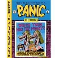 The EC Archives Panic 1 by Dark Horse Books, 9781616558833