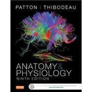 Anatomy & Physiology: Brief Atlas and Quick Guide by Patton, Kevin T., Ph.D.; Thibodeau, Gary A., Ph.D., 9780323298834