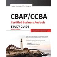 CBAP / CCBA Certified Business Analysis by Weese, Susan; Wagner, Terri, 9781119248835