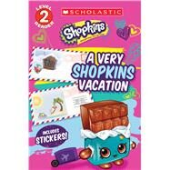 A Very Shopkins Vacation (Shopkins) by Simon, Jenne, 9781338108835