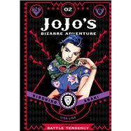 JoJo's Bizarre Adventure: Part 2--Battle Tendency, Vol. 2 by Araki, Hirohiko, 9781421578835