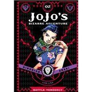 JoJo's Bizarre Adventure: Part 2--Battle Tendency, Vol. 2 by Araki, Hirohiko, 9781421578835