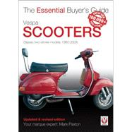 Vespa Scooters by Paxton, Mark, 9781845848835
