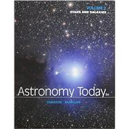 Astronomy Today Volume 2 Stars and Galaxies & Mastering Astronomy with Pearson eText -- ValuePack Access Card -- for Astronomy Today Package by Chaisson, Eric; McMillan, Steve, 9780321988836