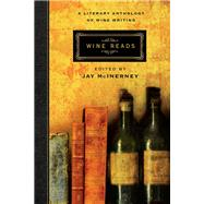 Wine Reads by McInerney, Jay, 9780802128836