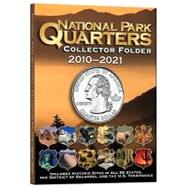National Park Quarters Collector Folder 2010-2021 by Whitman Publishing, 9780794828837