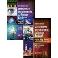 Measurement, Instrumentation, and Sensors Handbook, Second Edition: Two-Volume Set by Webster; John G., 9781439848838