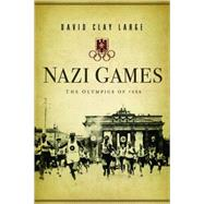 Nazi Games Cl by Large,David Clay, 9780393058840