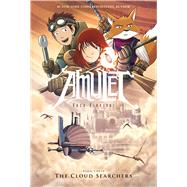 The Cloud Searchers (Amulet #3) by Kibuishi, Kazu, 9780545208840