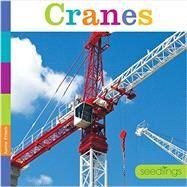 Cranes by Frisch, Aaron, 9780898128840