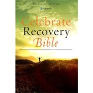 Celebrate Recovery® Bible, Large Print by Unknown, 9780310948841