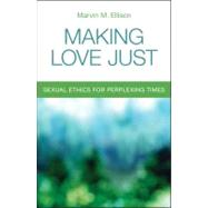 Making Love Just : Sexual Ethics for Perplexing Times by Ellison, Marvin M., 9780800698843