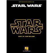Star Wars by Williams, John (COP), 9781495058844