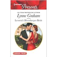 Leonetti's Housekeeper Bride by Graham, Lynne, 9780373138845