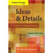 Cengage Advantage Books: Ideas & Details by Bauman, M. Garrett, 9780840028846
