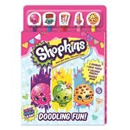 Shopkins: Doodling Fun by Silver Dolphin Books, Editors of, 9781626868847