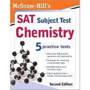 McGraw-Hill's SAT Subject Test: Chemistry, 2ed by EVANGELIST, 9780071608848
