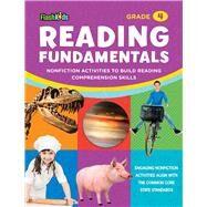 Reading Fundamentals: Grade 4 Nonfiction Activities to Build Reading Comprehension Skills by Furgang, Kathy, 9781411478848