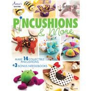 Pincushions & More by Annie's, 9781590128848