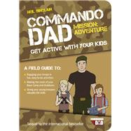 Commando Dad by Sinclair, Neil, 9781849538848