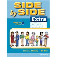 Side by Side Extra 1 Student Book & eText by Molinsky, Steven J.; Bliss, Bill, 9780132458849
