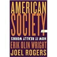 American Society by Wright, Erik Olin; Rogers, Joel, 9780393938852
