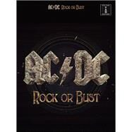 Rock or Bust by AC;DC (COP), 9781783058853