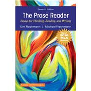 Prose Reader Essays for Thinking, Reading and Writing, MLA Update by Flachmann, Kim; Flachmann, Michael, 9780134678856