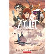 The Cloud Searchers (Amulet #3) by Kibuishi, Kazu, 9780545208857