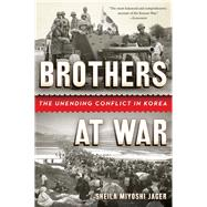 Brothers at War by Jager, Sheila Miyoshi, 9780393348859