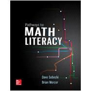 Pathways to Math Literacy (Loose Leaf) by Sobecki, David; Mercer, Brian, 9781259218859