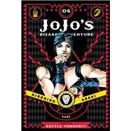 JoJo's Bizarre Adventure: Part 2--Battle Tendency, Vol. 4 by Araki, Hirohiko, 9781421578859