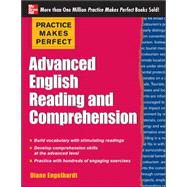 Practice Makes Perfect Advanced English Reading and Comprehension by Engelhardt, Diane, 9780071798860
