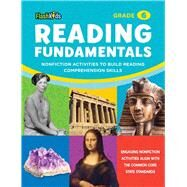 Reading Fundamentals: Grade 6 Nonfiction Activities to Build Reading Comprehension Skills by Weintraub, Aileen, 9781411478862