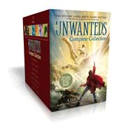 The Unwanteds Complete Collection The Unwanteds; Island of Silence; Island of Fire; Island of Legends; Island of Shipwrecks; Island of Graves; Island of Dragons by McMann, Lisa, 9781481468862