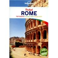 Lonely Planet Pocket Rome by Garwood, Duncan; Blasi, Abigail (CON), 9781742208862