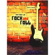 History of Rock and Roll With Rhapsody by Larson, Thomas E., 9781465238863