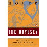 The Odyssey by Homer (Author); Fagles, Robert (Translator); Knox, Bernard (Introduction by), 9780140268867
